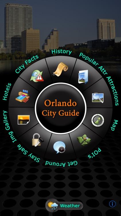 Orlando Offline Map Travel Guide