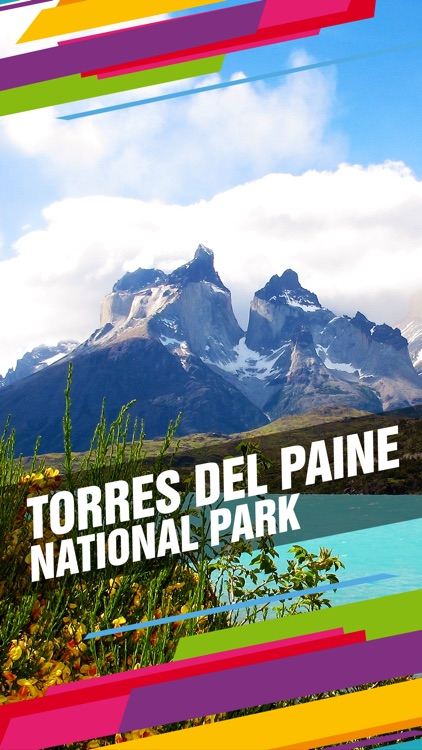 Torres del Paine National Park Tourist Guide screenshot-0
