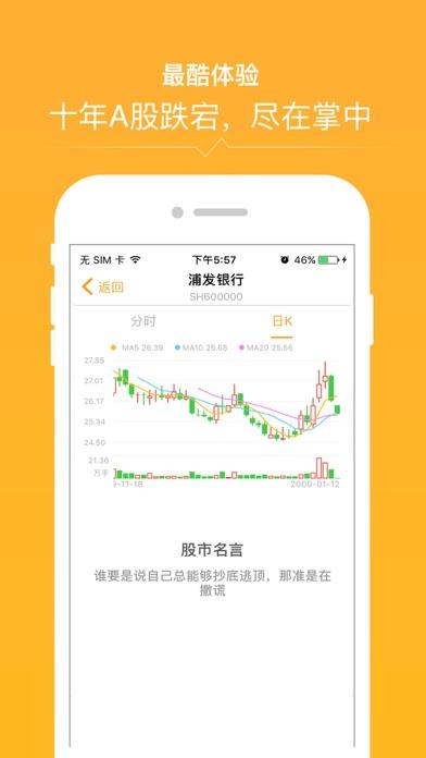 A股之王(融资版) - 全历史大数据沙盘演练 screenshot four