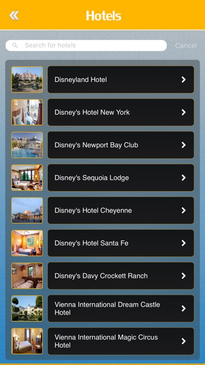 The Best App for Walt Disney Studios Park screenshot-3