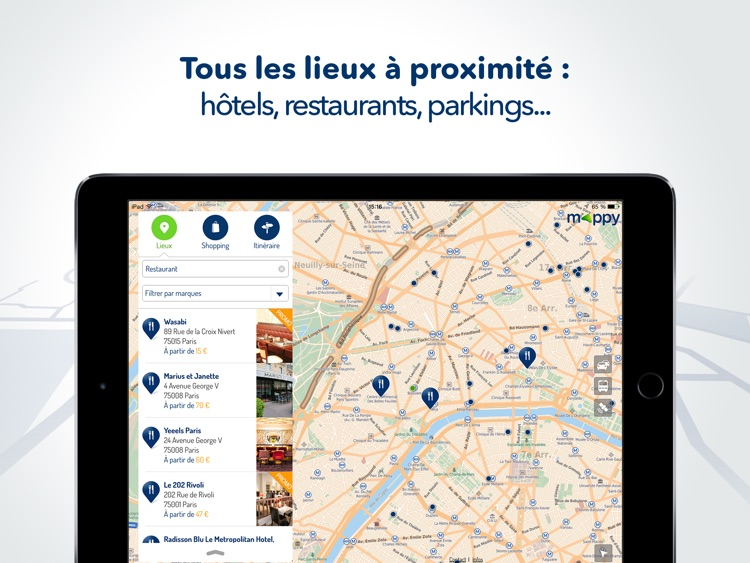 Mappy – Plan, Itinéraire screenshot-1