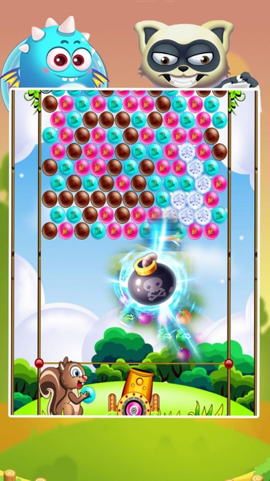 Bubble Mania : Pet Pop Shooter
