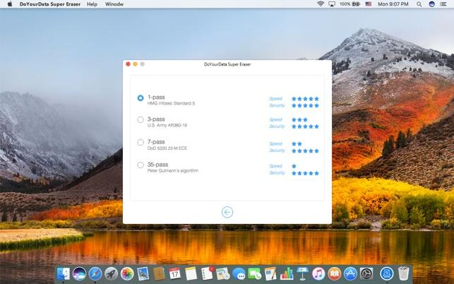 DoYourData Super Eraser Screenshot