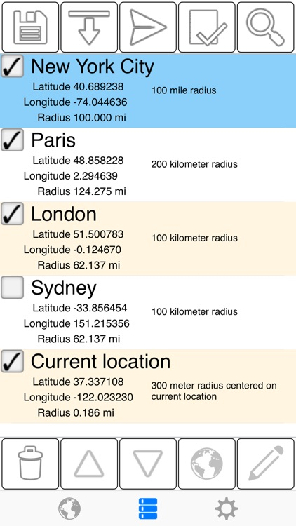 Radius on Map Full Version