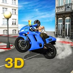 3D Stunt Bike Real race Drifting