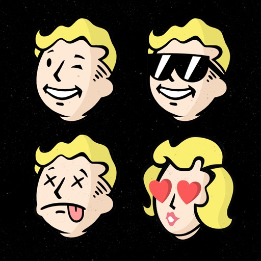 Fallout CHAT iOS App