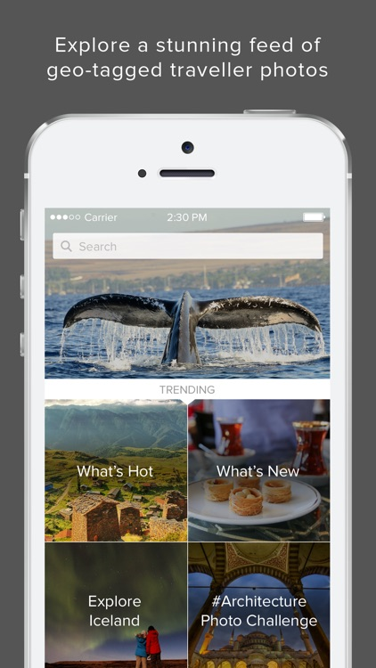 Trover - The Photo App for Travelers