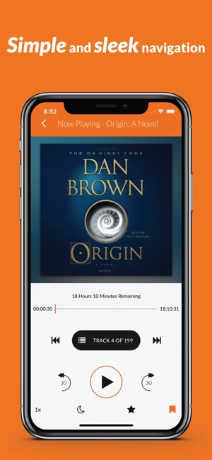 Audio books by audiobooks on the app store fandeluxe Choice Image