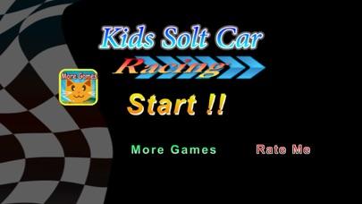 Infant Bumper Slot Car Race game Toddler Kid QCat 2.4.0 IOS