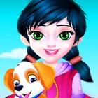 Семейный Отдых на природе:Бесплатные детские игры icon