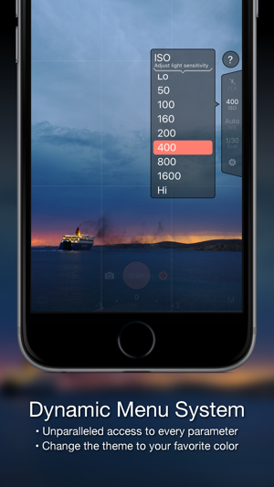 ProShot - RAW, DSLR Controls & Video Screenshot
