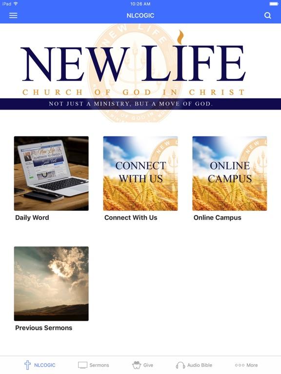 NewLife.Church screenshot 4