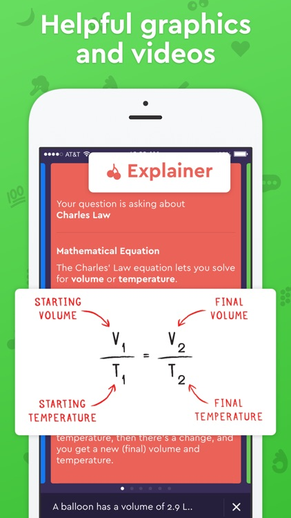 Socratic Math & Homework Help screenshot-3