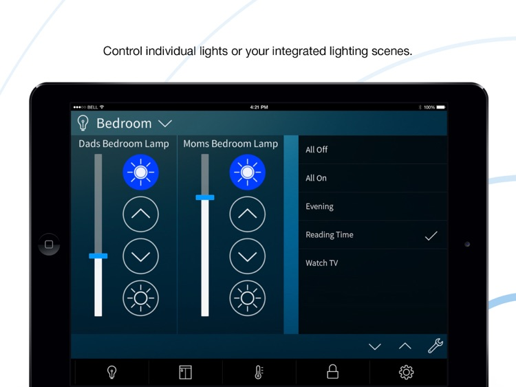 Crestron Pyng for iPad screenshot-0