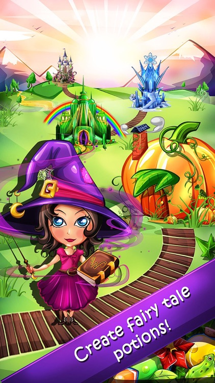 Witchy World
