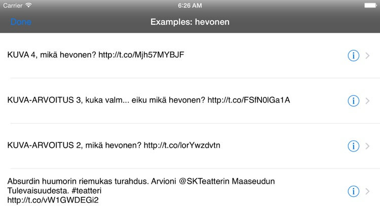 Finnish Translator screenshot-3
