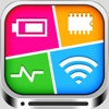 System Status - Battery & Network Manager - iPhoneアプリ