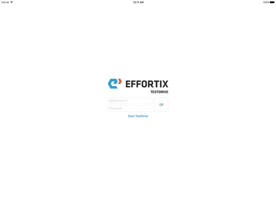 10334c2a1a1 ... Screenshot  2 for Effortix TestDrive ...