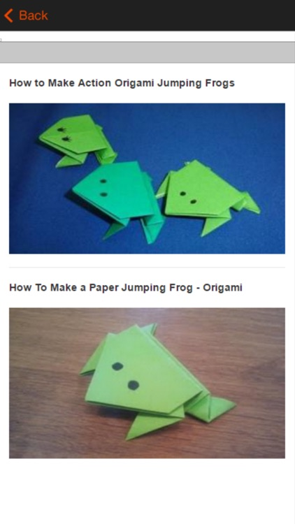 Origami Tips - Learn How to Do Origami screenshot-3