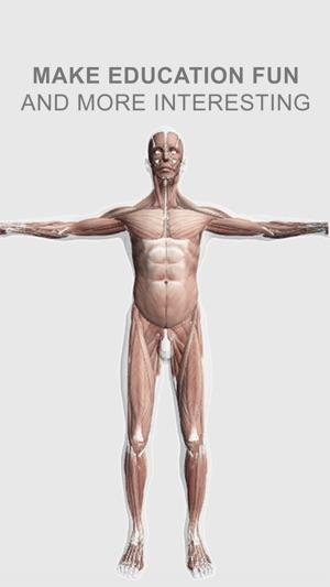 Explain 3d Human Body Free On The App Store