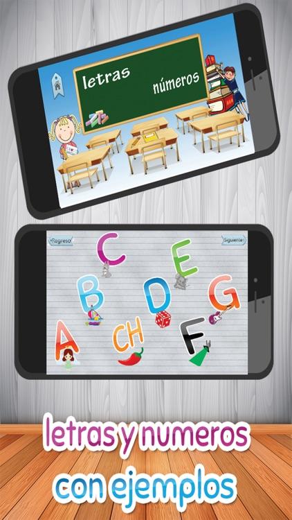 Juego para los niños que aprenden - En Español screenshot-3