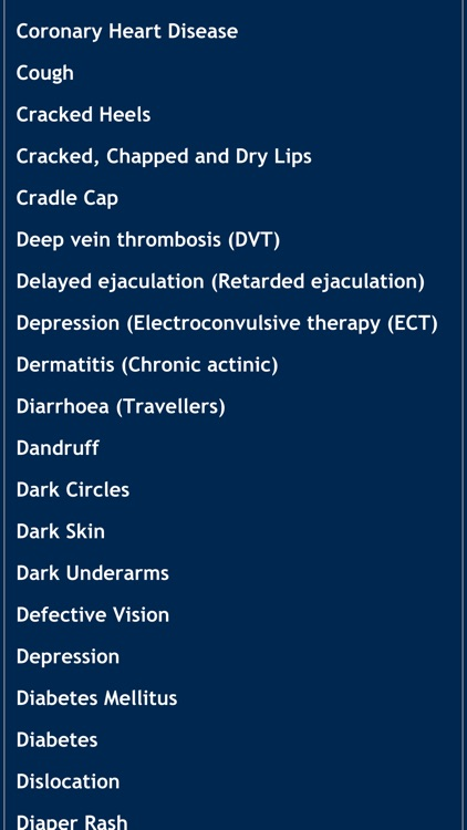 Disease first aid screenshot-1