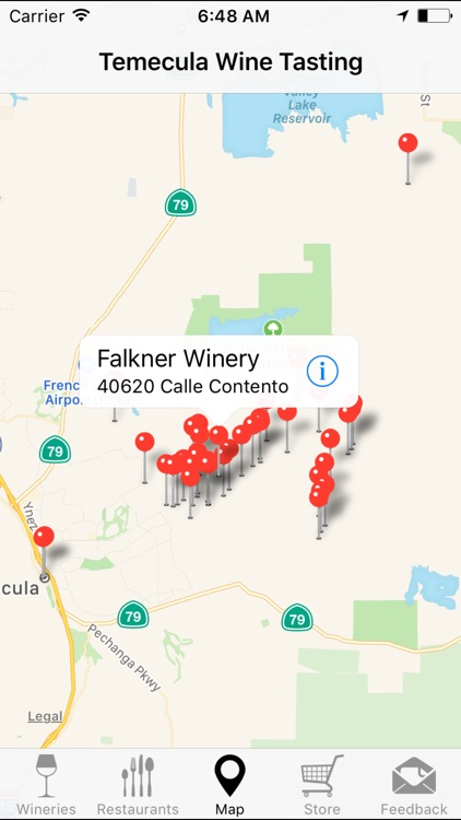 Mr. Picky's Temecula Wine Tasting screenshot-4