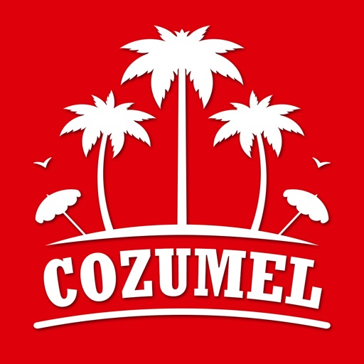 Cozumel Travel Guide and Offline Street Map