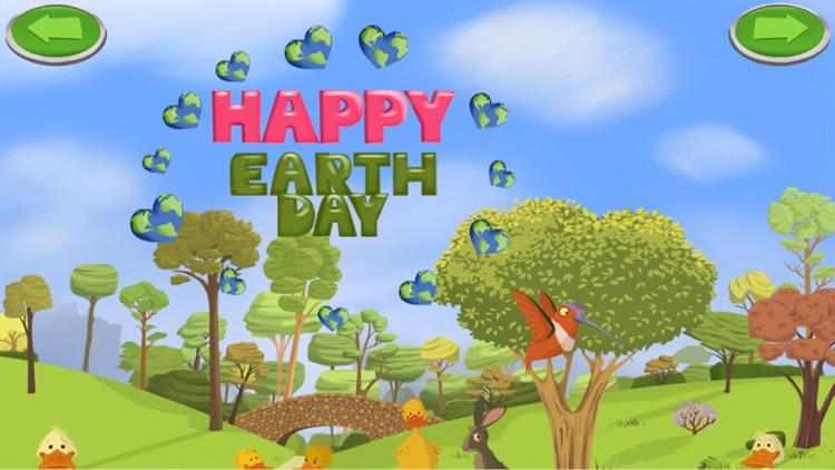The Four Seasons - An Earth Day Interactive Children's Story Book HD screenshot-3