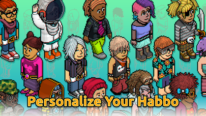 تحميل Habbo - Virtual World للكمبيوتر