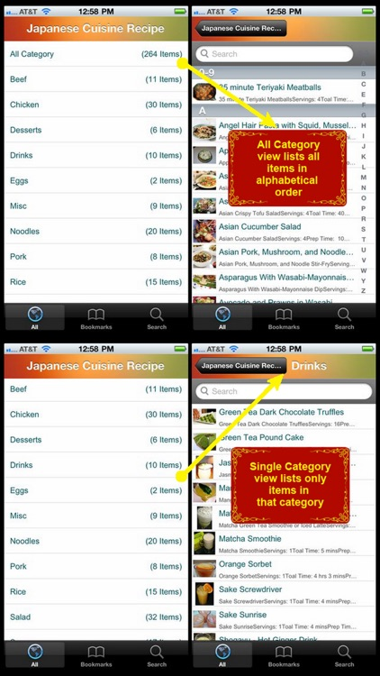 Japanese Cuisine Recipe screenshot-4