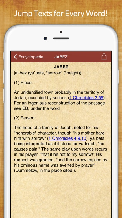 9,456 Bible Encyclopedia Easy
