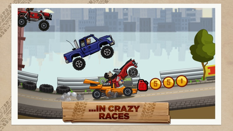 Hill Climb Racing 2 screenshot-1