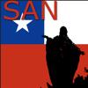 Santiago de Chile Mapa