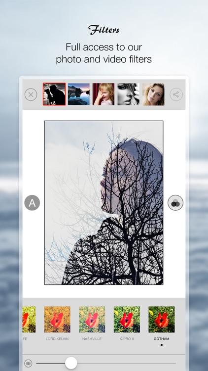 Photo Blend- Photo Merge Overlap, Combine, BlenDer