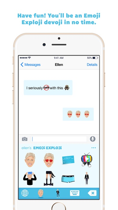 download Ellen's Emoji Exploji apps 4