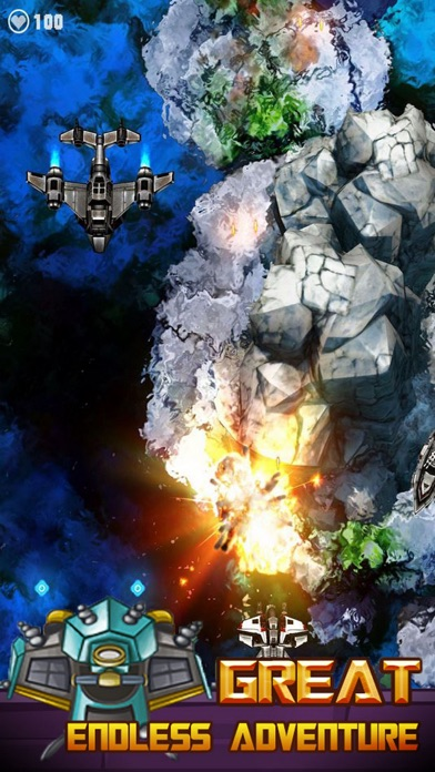 Modern Jet Fighter Skywar screenshot 2