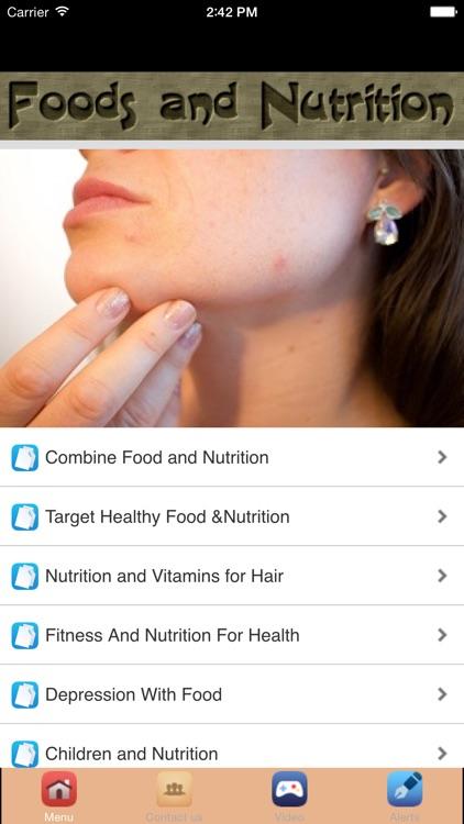Healthy Food & Nutrition For Body screenshot-3