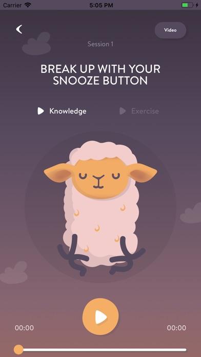 Shleep: sleep & energy boost app image
