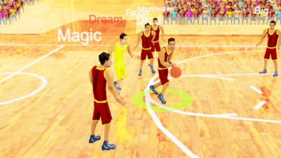 Ultimate Basketball Stars! Lite - Real Basketball Simulator screenshot one