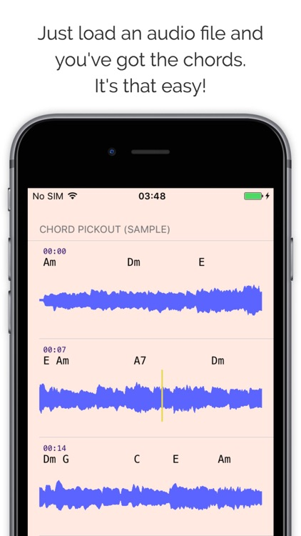 Chord Pickout - Get Chords for Any Song