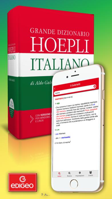 Dizionario Italiano Gabrielli