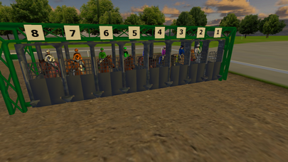 Derby Quest Horse Racing Gameのおすすめ画像1