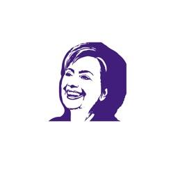Vote Hillary Sticker Pack