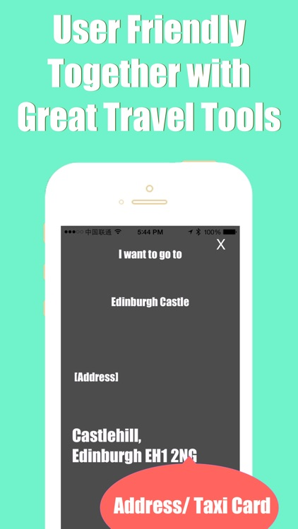 Edinburgh metro transit trip advisor gps map guide screenshot-2