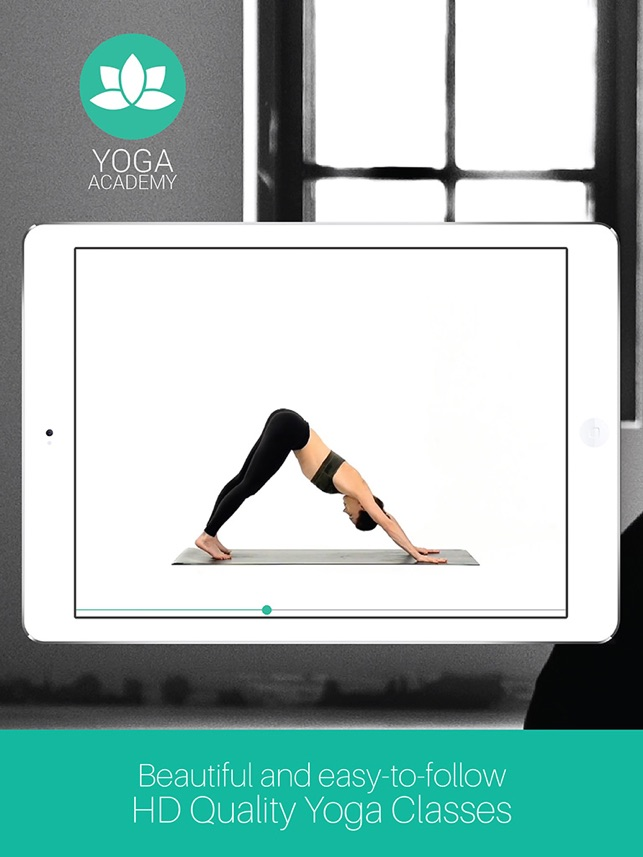 Global Yoga Academy Screenshot