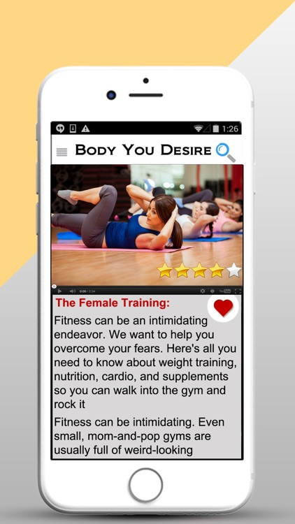 Workout Trainer-Personal Trainer App screenshot-2