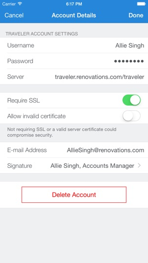 Ibm Traveler Companion On The App Store