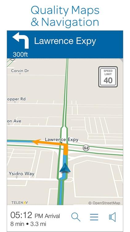 Your Navigator Deluxe: GPS Maps, Traffic & Nav.