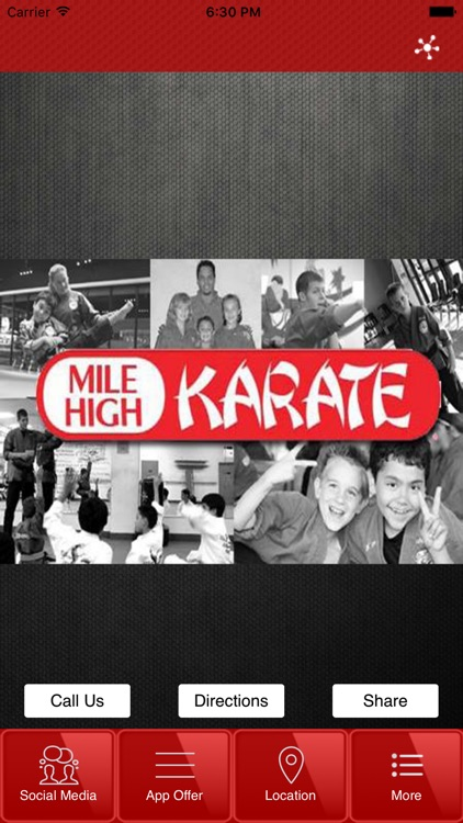 Mile High Karate